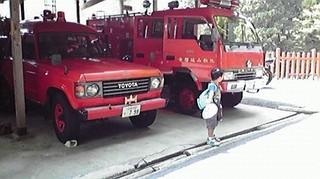 延暦寺境内の消防車.jpg